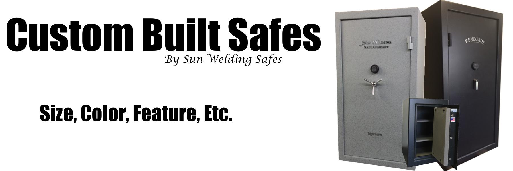 USA Made Custom Safes